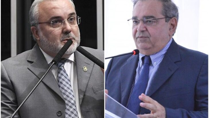 Jean e Alvaro Dias