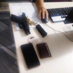Desenvolvedor de software preso com pistola roubada da pm em cervejaria de natal é solto após pagar fiança de r$ 50 mil