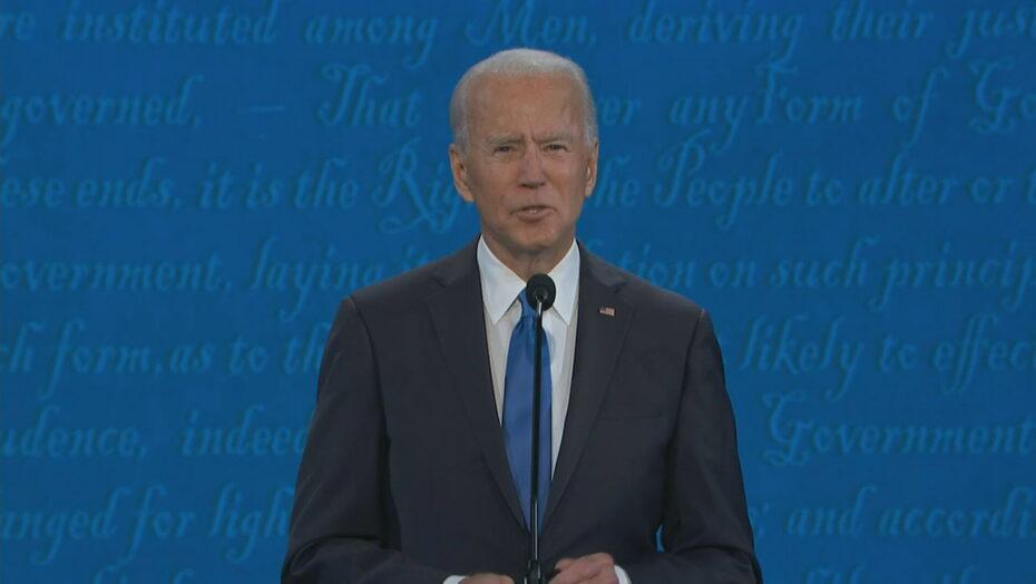 Biden vence último debate presidencial, aponta pesquisa cnn