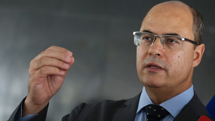 Plenário virtual do stf analisará novo pedido contra impeachment de witzel
