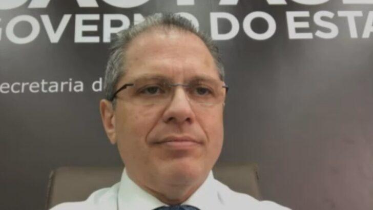 Butantan produzirá 1 milhão de doses da coronavac por dia, diz secretário