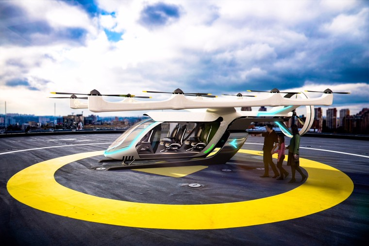 embraerx evtol boarding free big