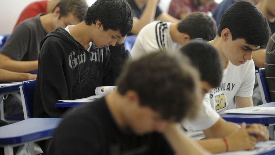 estudantes provas selecao do programa de avaliacao seriada pas 0412111047 0
