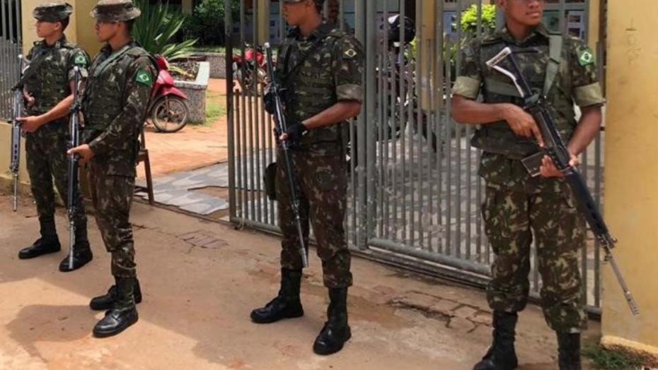 Exército e pf atuarão na segurança das eleições 2020 em 114 municípios do rn