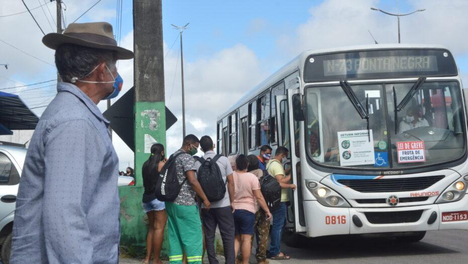 Seturn estuda pedir ilegalidade da greve dos rodoviários em natal