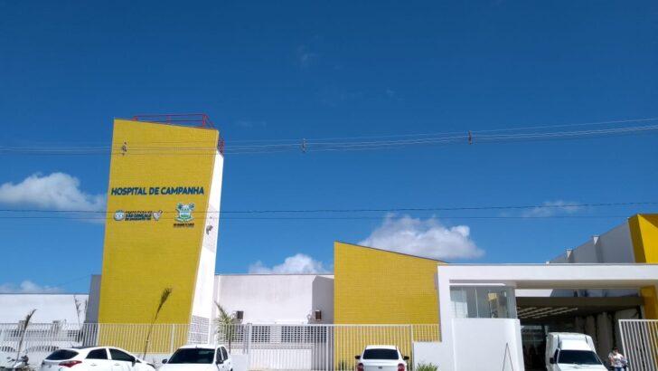 Hospital de campanha em são gonçalo do amarante ficará aberto até janeiro
