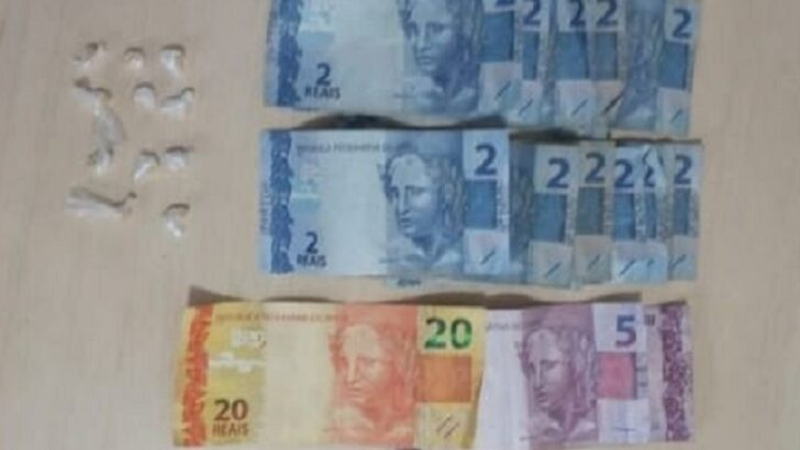 Pm prende dois suspeitos de tráfico de drogas na zona oeste de natal
