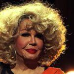 Morre atriz e cantora jane di castro, no rio de janeiro