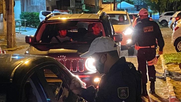 Lei seca autua 61 condutores que se recusaram a realizar teste do bafômetro em natal