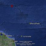 Terremoto de 4,9 de magnitude é registrado no mar próximo ao rn