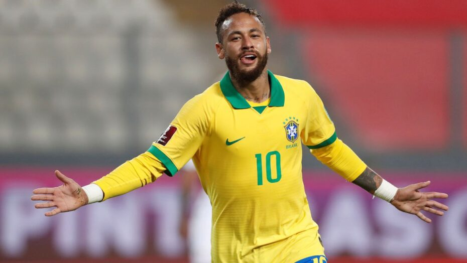 neymar selecao eliminatorias peru