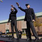 Obama discursa ao lado de biden em michigan: 'É a eleição mais importante de nossas vidas'