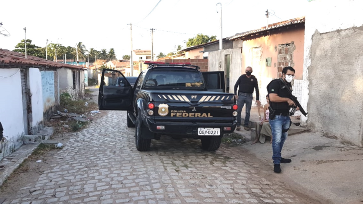 Pf combate tráfico interestadual de drogas no oeste potiguar; advogado é suspeito de gerenciar esquema