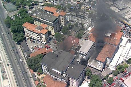 Morre 2º paciente após incêndio em hospital de bonsucesso