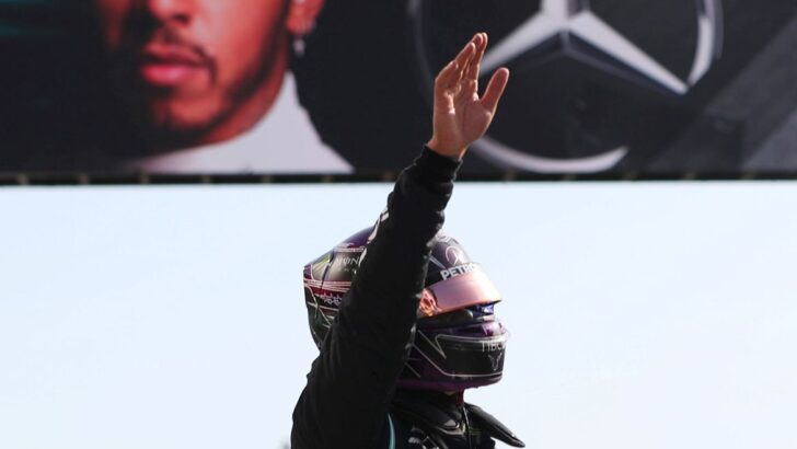Fórmula 1: lewis hamilton conquista pole position no gp de portugal