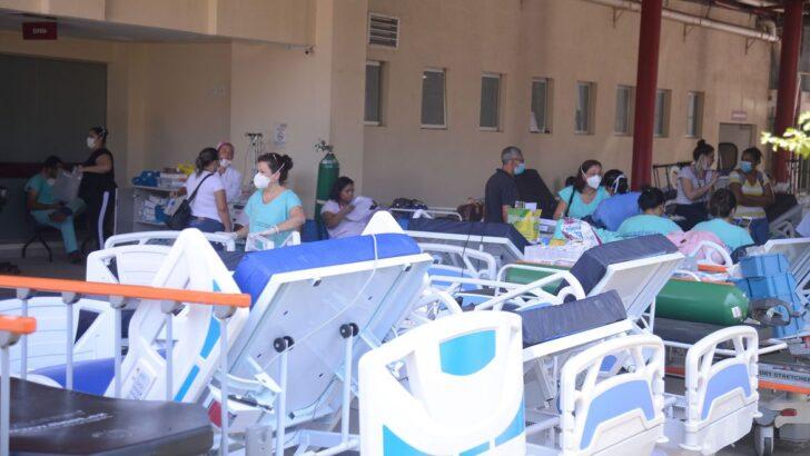 hospital incendio