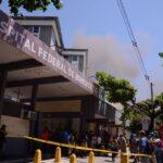Morre quinto paciente após transferência do hospital que pegou fogo