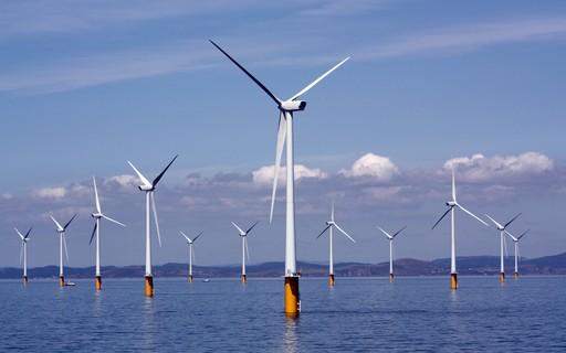 Empresa chinesa pretende desenvolver indústria eólica offshore no rn