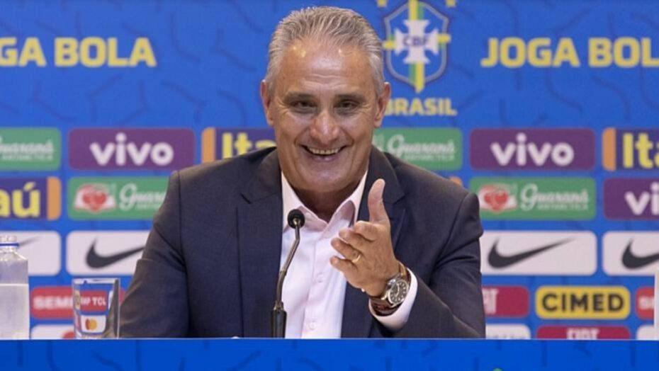 Com vinicius jr. e arthur na lista, tite convoca a seleção para os jogos com a venezuela e uruguai