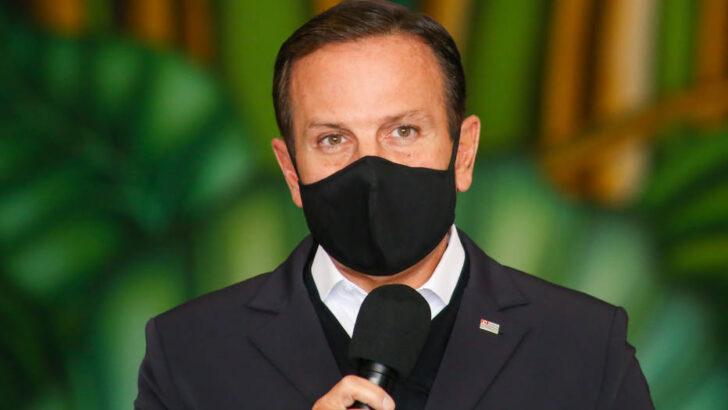 Doria diz que bolsonaro humilha ministro da saúde ao desautorizá-lo