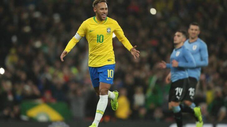 Conmebol confirma datas e horários dos jogos do brasil contra uruguai e venezuela
