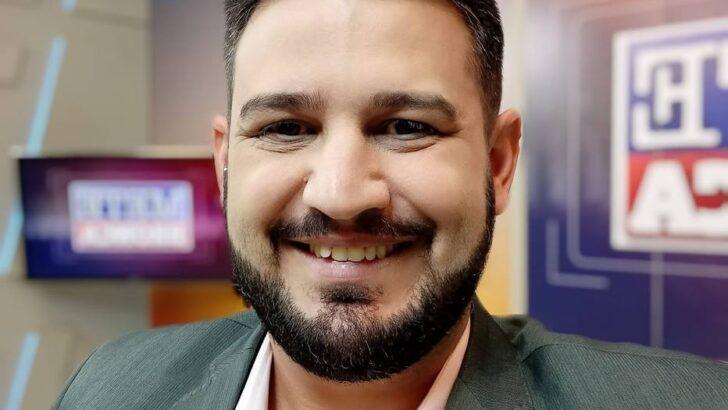 Jornalista de afiliada da record em roraima é encontrado vivo após sequestro