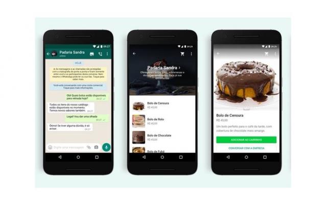 Whatsapp apresenta novas funcionalidades para app de empresas