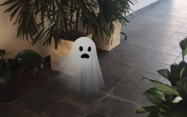 Saiba como ver figuras de halloween em 3d no google pelo celular