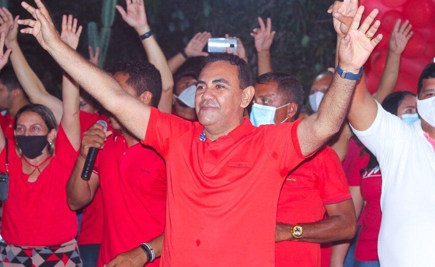 Ipanguaçu: prefeito valderedo lidera com 38,7% e deverá ser reeleito, aponta datamob/agora rn
