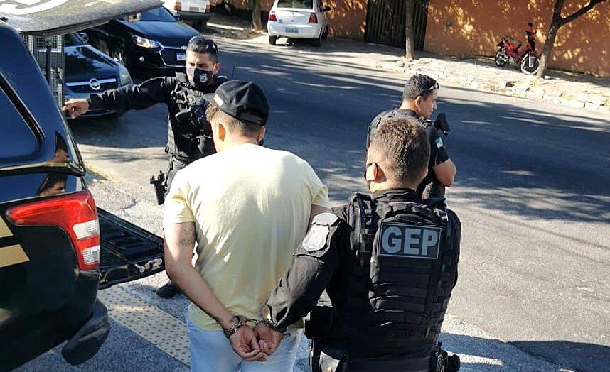 Polícia penal prende foragido da justiça em mossoró