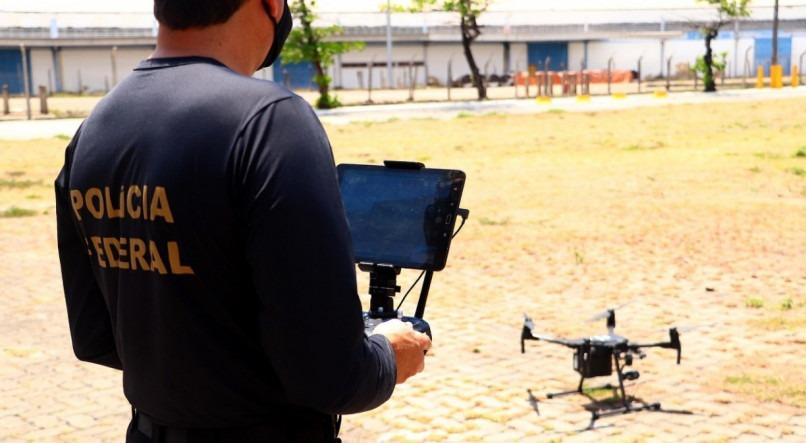 Contra boca de urna e compra de votos, pf vai usar 100 drones nas eleições; veja os testes