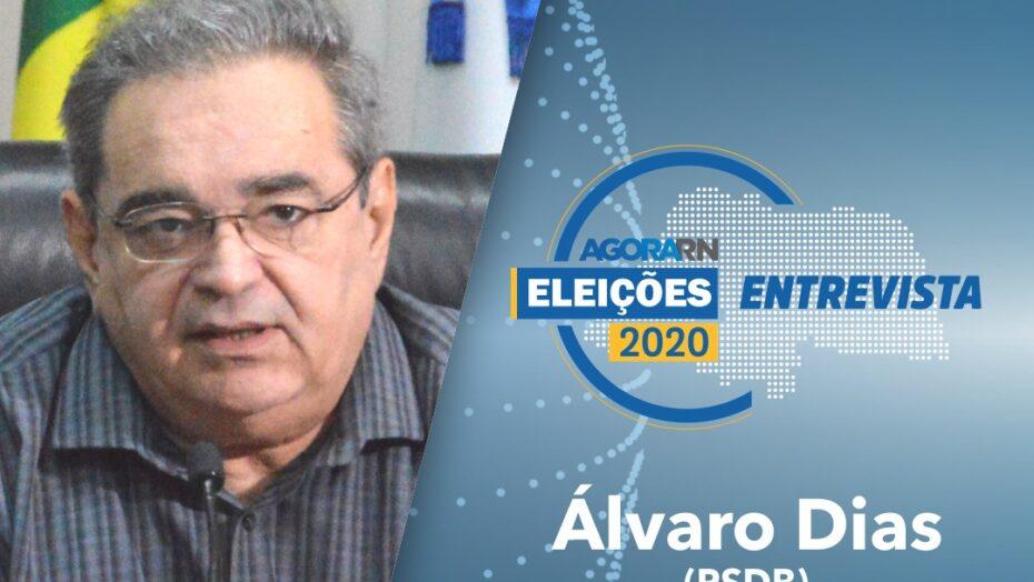 Agora rn entrevista Álvaro dias sobre atual mandato e propostas para natal