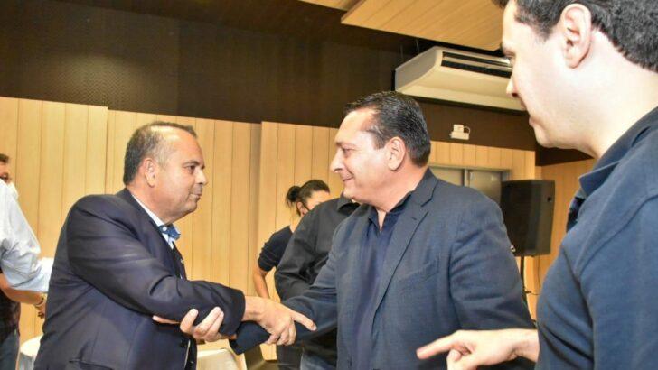 Ezequiel se reúne com ministro rogério marinho e apresenta projetos para municípios do rn