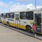 Motoristas de ônibus de natal iniciam greve; frota nas ruas é de 40%, diz sttu