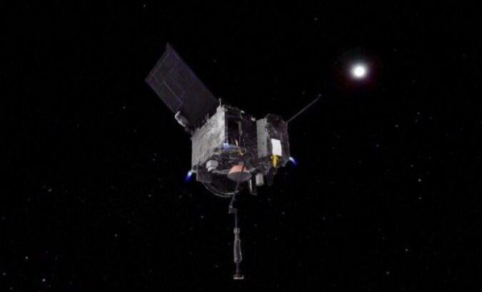 Sonda da nasa perde amostras do asteroide bennu no espaço
