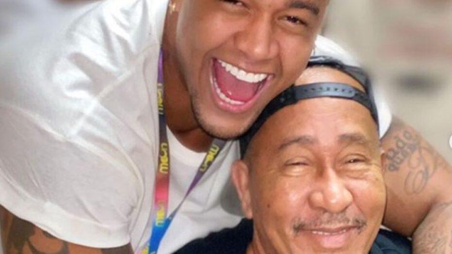 Pai do cantor léo santana morre de infarto fulminante em salvador