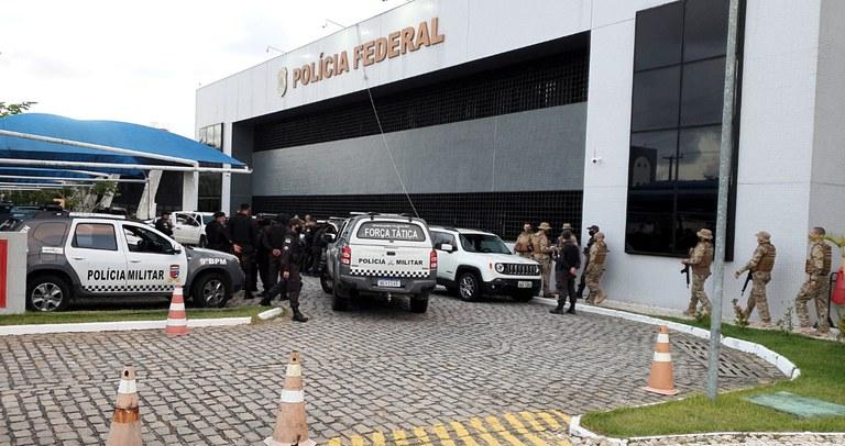 Pf deflagra operação que combate assaltos a bancos, carros-fortes e correios no rn