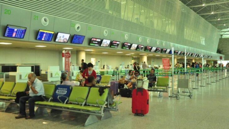 Pesquisa mostra que 83% dos passageiros estão relutantes em viajar