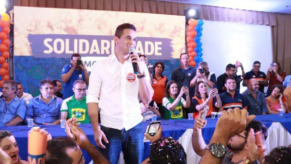 """Mossoró: """"vamos vencer rosalba e a oligarquia rosado"""", diz candidato allyson"""