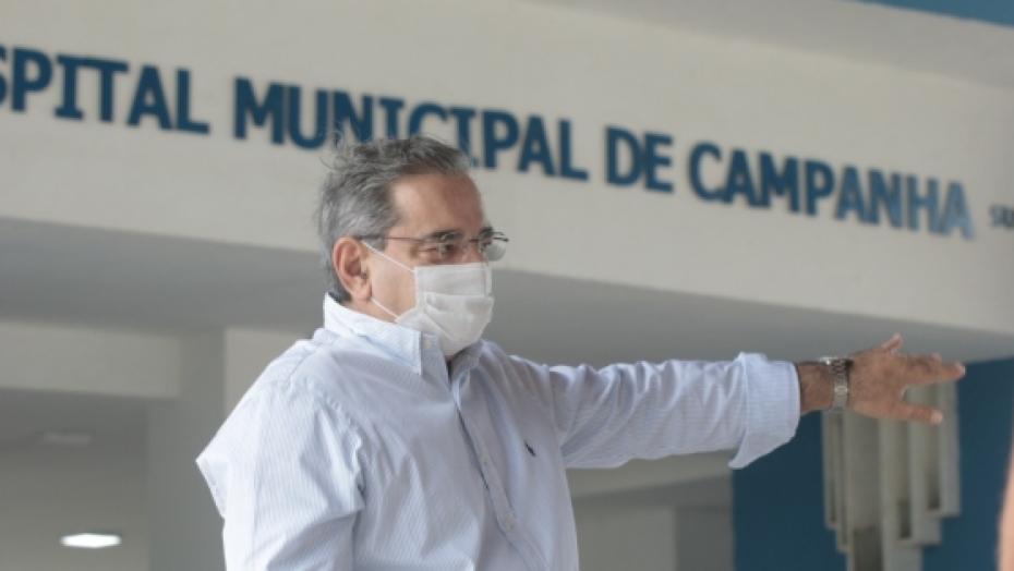 Maioria é contra prefeitura fazer propaganda com pandemia durante eleições, aponta item/agora rn