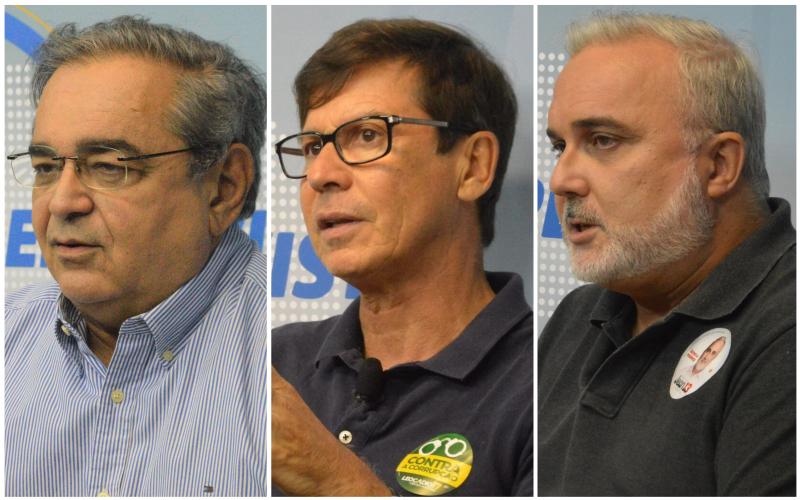 Álvaro dias tem 49,8% e, se eleição fosse hoje, venceria no 1º turno, aponta pesquisa exatus/agora rn