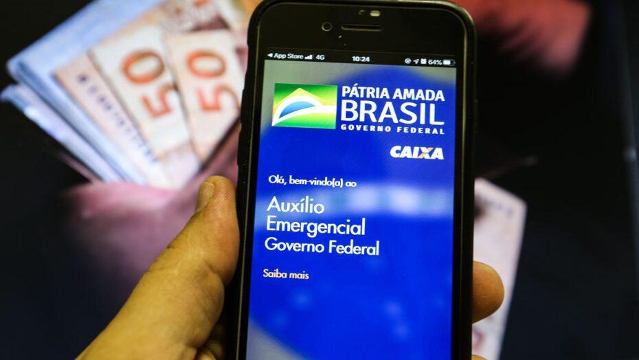 Caixa paga nesta quinta o auxílio emergencial para 3,7 milhões de brasileiros