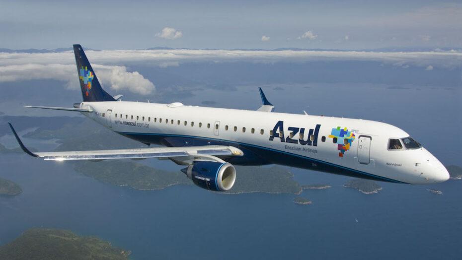 Natal terá 20 voos exclusivos da azul viagens na alta temporada de verão
