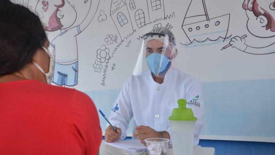 Prefeitura de são gonçalo realiza testes sorológicos para covid-19 em toda população rural