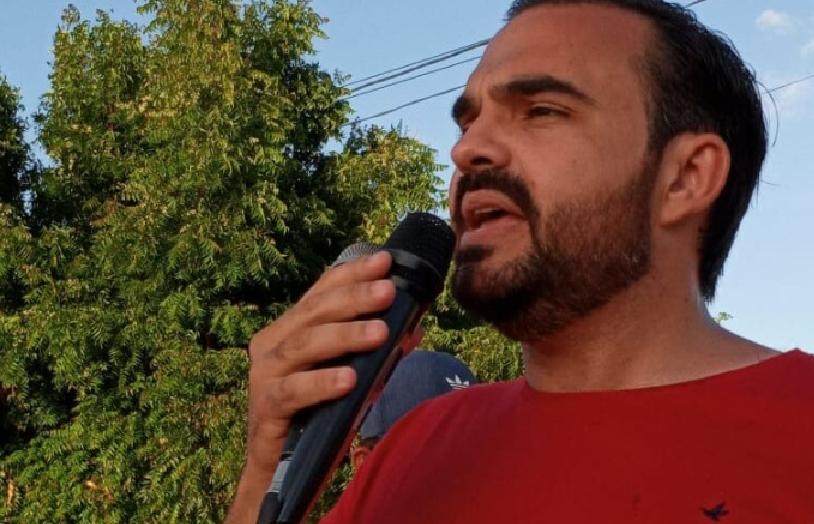 """""""da luta não me retiro"""", diz paulo barreto, candidato alvo de paródia que viralizou nas redes sociais"""