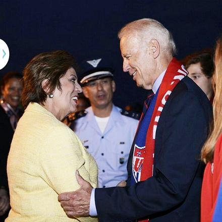 Joe biden, candidato democrata à presidência do estados unidos, já esteve em natal; veja como foi