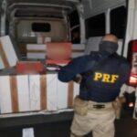 Operação da prf gera prejuízo de mais de 1 mi de reais ao crime organizado no rn