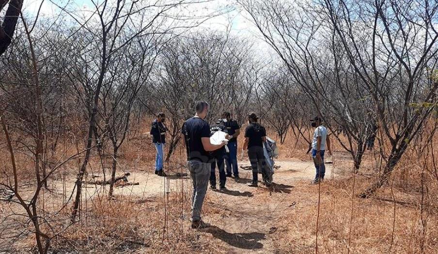 Três corpos encontrados em mossoró podem ser de adolescentes desaparecidos