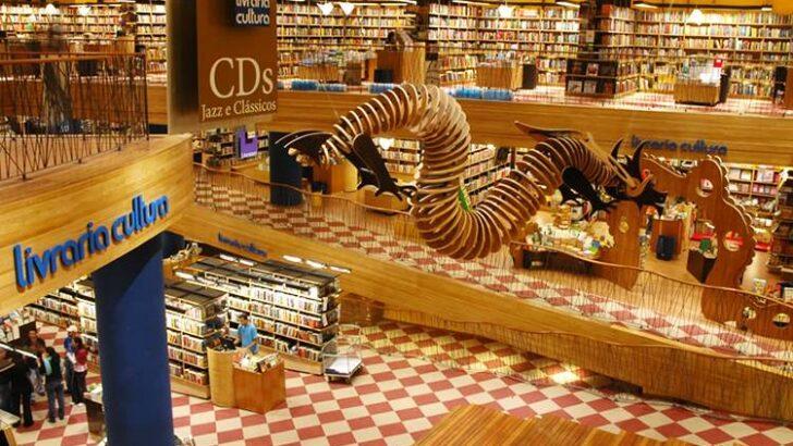 Livrarias lançam campanha para atrair leitores para lojas físicas