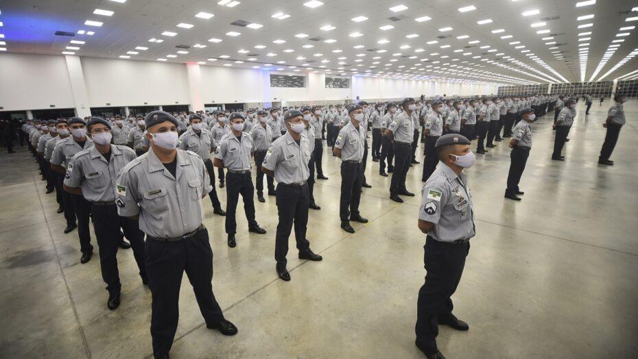 Edital para novo concurso de oficiais da polícia militar do rn será publicado em dezembro
